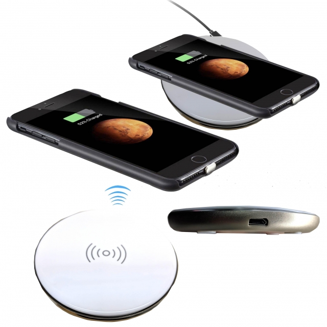 SPEZE WIRELESS HOME CHARGER WIGO GOLD