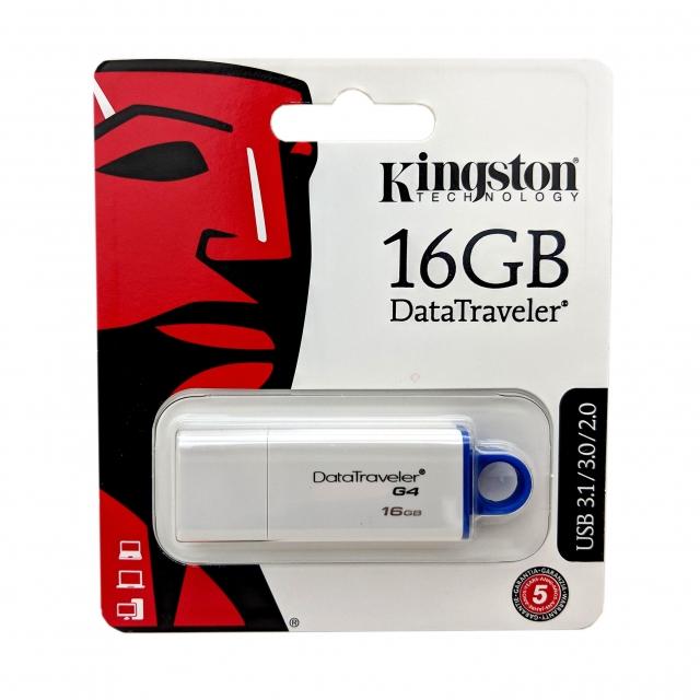 USB DRIVE 16GB KINGSTON