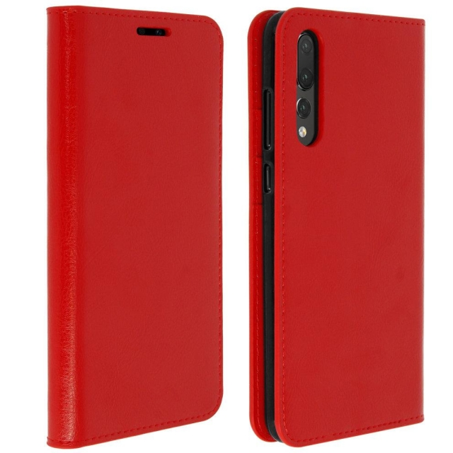 NOKIA N6 BOOK CASE RED