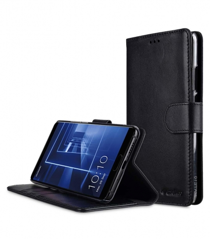 NOKIA N6 2018 BOOK CASE BLACK